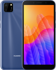 Смартфон HUAWEI Y5p 2/32GB (Phantom Blue) UACRF