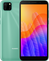 Смартфон HUAWEI Y5p 2/32GB (Mint Green) UACRF