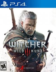 Гра (PS4) The Witcher 3: Wild Hunt - Game of the Year Edition (російська версія)