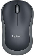 Мышь Logitech Wireless Mouse M185 Grey (910-002238/910-002235)