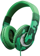 Навушники Trust Sonin Kids Headphone - jungle camo (22203)