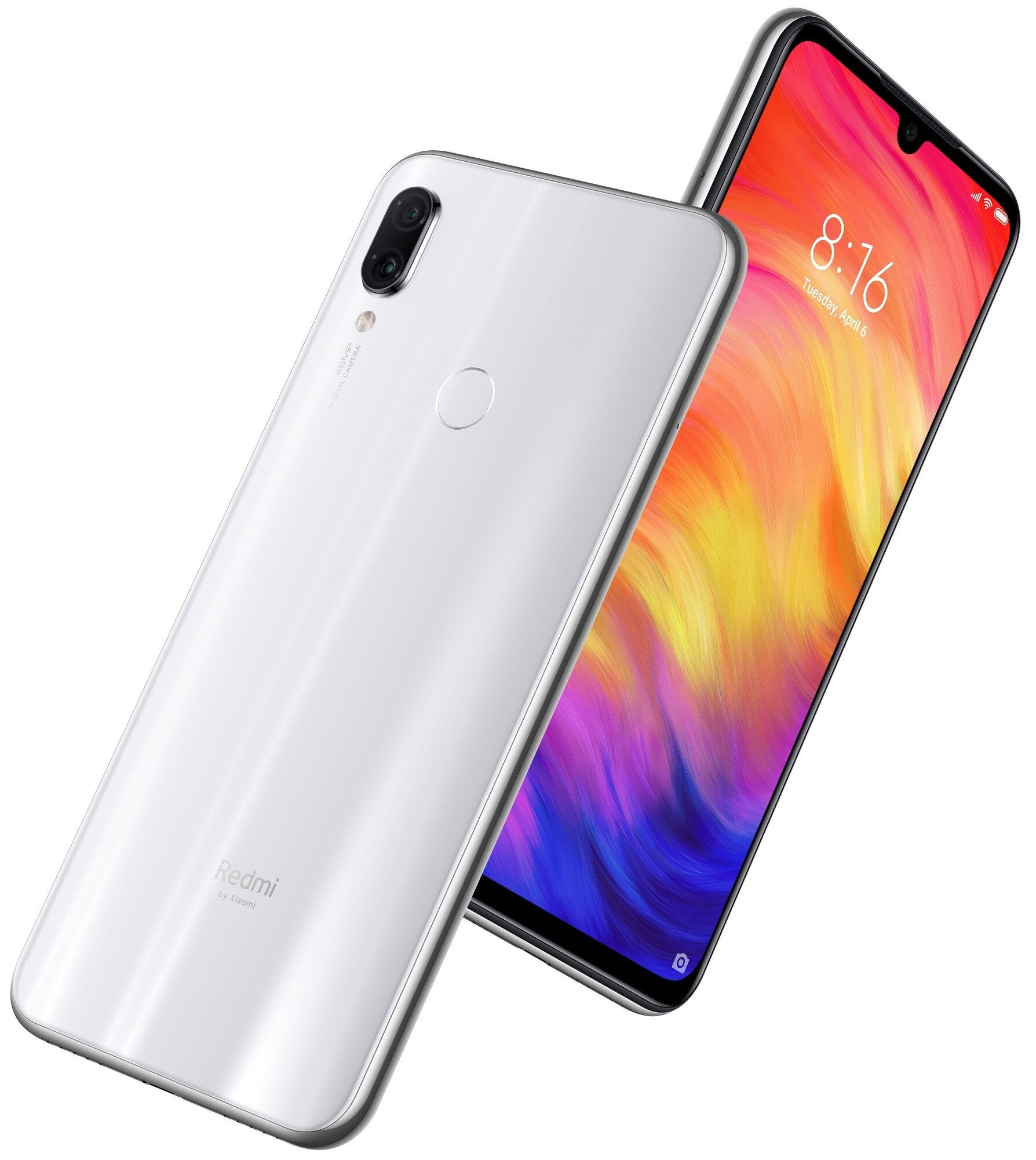 Смартфон Xiaomi Redmi Note 7 4/64Gb (White) UACRF