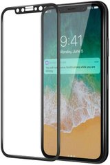 Скло захисне для Huawei P Smart (3D Full Glue) Black
