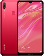 Смартфон HUAWEI Y7 2019 3 / 32GB (Coral Red) UACRF