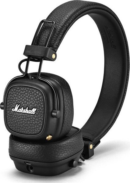 Навушники з мікрофоном Marshall Major III Bluetooth Black (4092186)