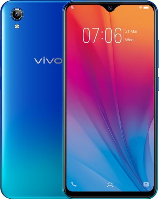Смартфон Vivo Y91C 2/32GB (Ocean Blue)
