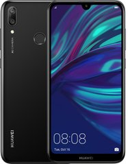 Смартфон HUAWEI Y7 2019 3 / 32GB (Midnight Black) UACRF