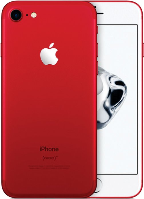 Смартфон Apple iPhone 7 128GB (Red)