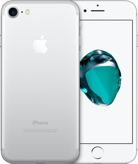 Смартфон Apple iPhone 7 128GB (Silver)