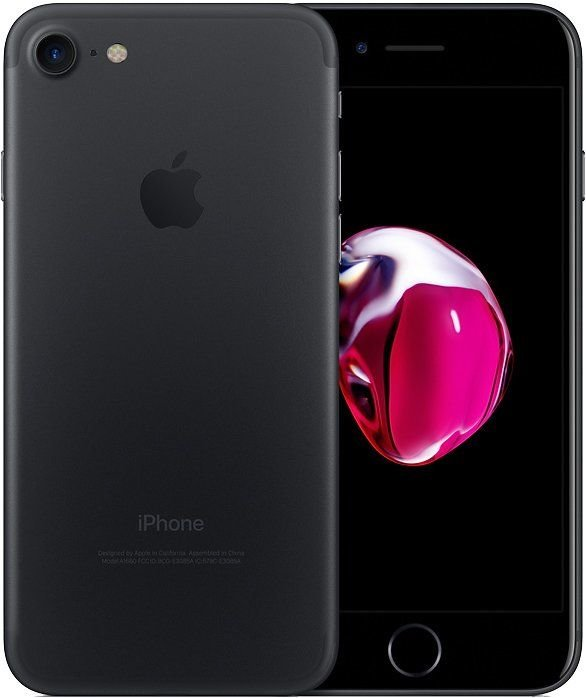 Смартфон Apple iPhone 7 256GB (Black)