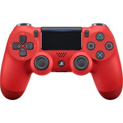 Геймпад Sony Dualshock 4 (Red) v2