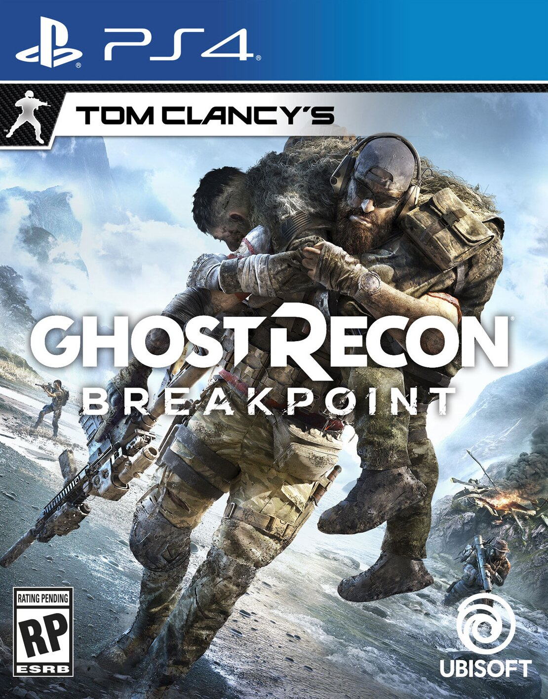 Игра (PS4) Tom Clancy's Ghost Recon: Breakpoint (русская версия)