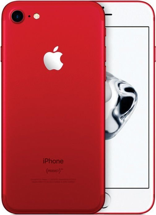 Смартфон Apple iPhone 7 256GB (Red)