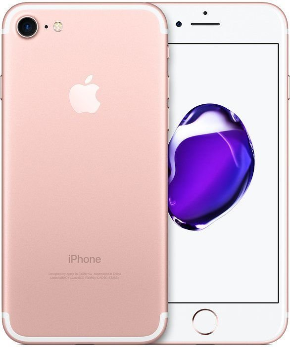 Смартфон Apple iPhone 7 256GB (Rose Gold)
