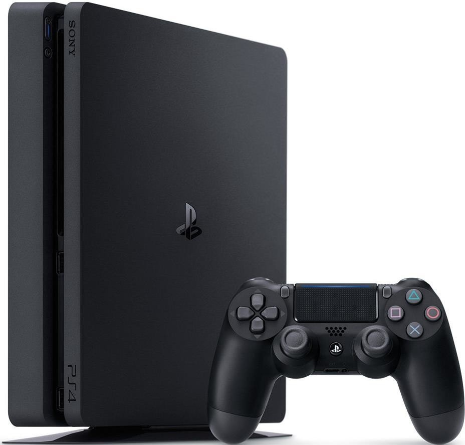 Ігрова приставка Sony PlayStation 4 Slim (1000Gb)