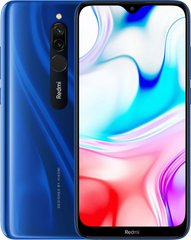 Смартфон Xiaomi Redmi 8 4/64Gb (Blue) UACRF