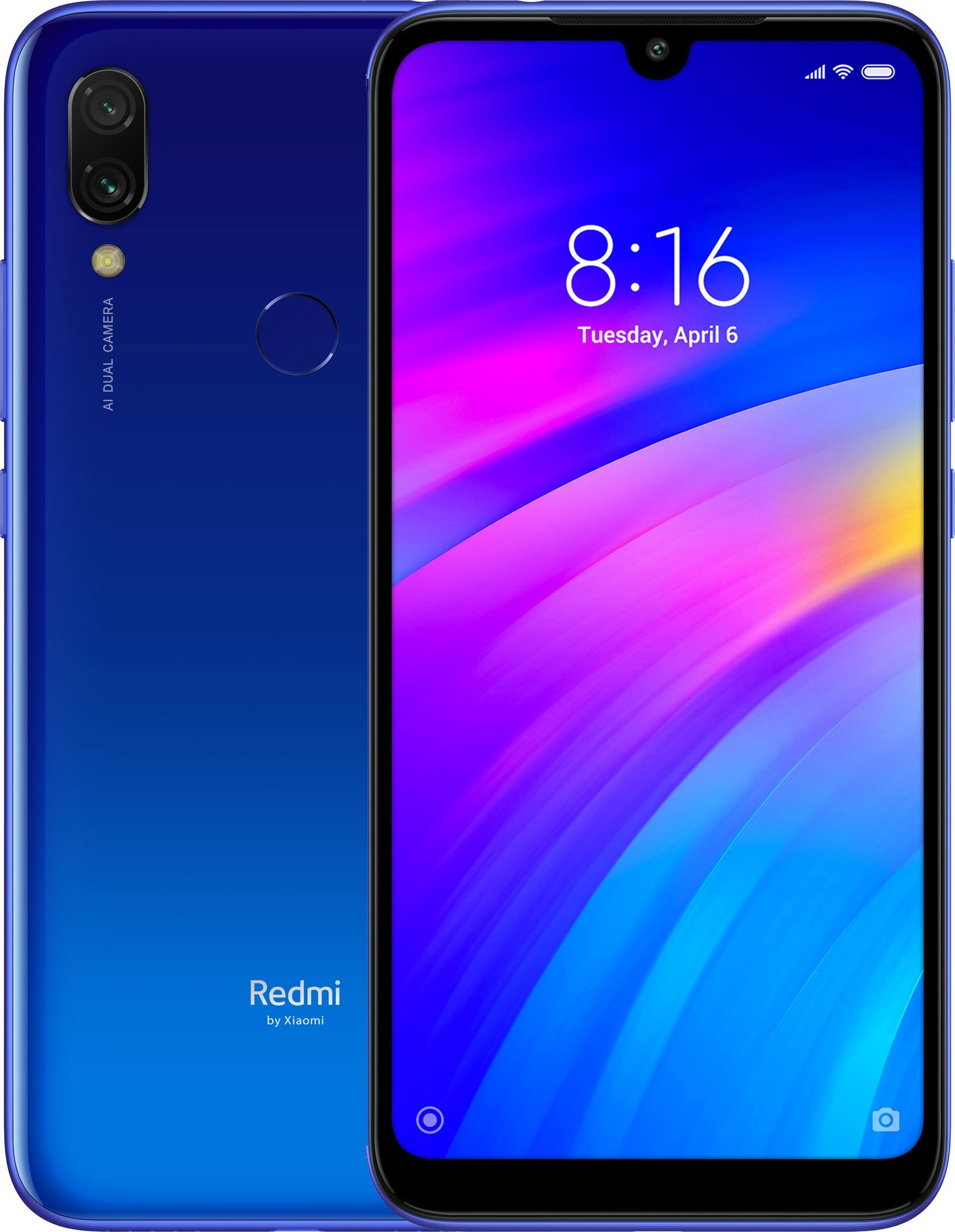 Смартфон Xiaomi Redmi 7 3/32Gb (Blue) UACRF