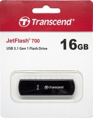 USB3.0 Flash Drive Transcend 16 Gb 700 (TS16GJF700) Black