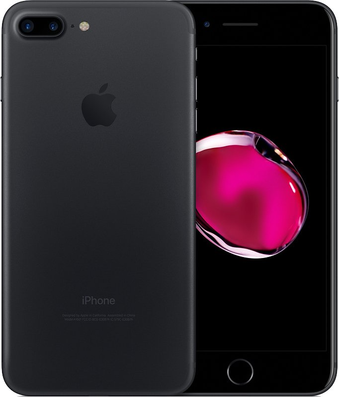 Смартфон Apple iPhone 7 Plus 128GB (Black)