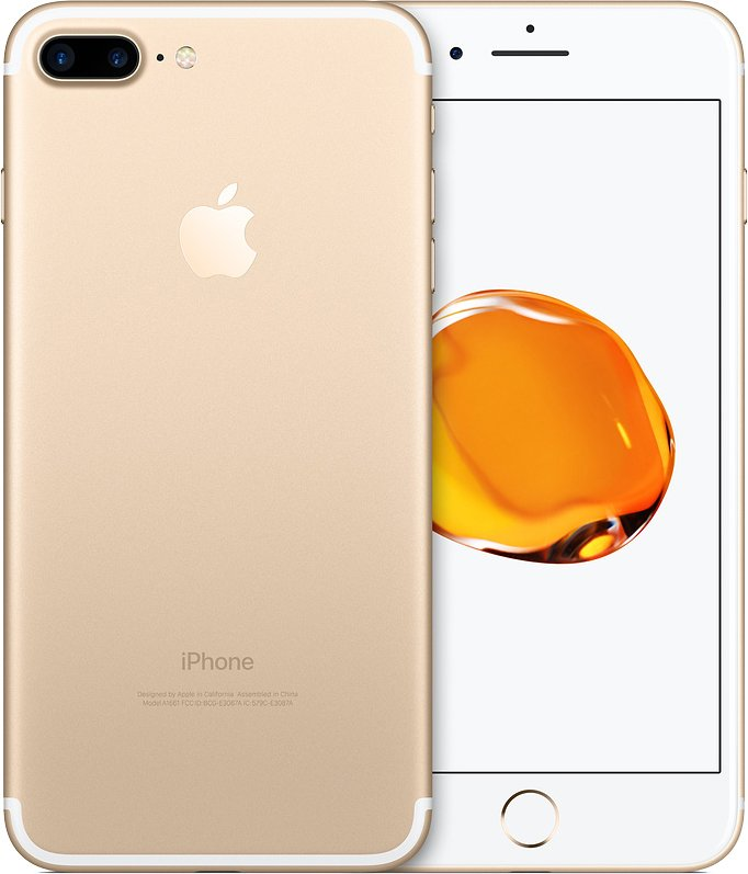 Смартфон Apple iPhone 7 Plus 128GB (Gold)