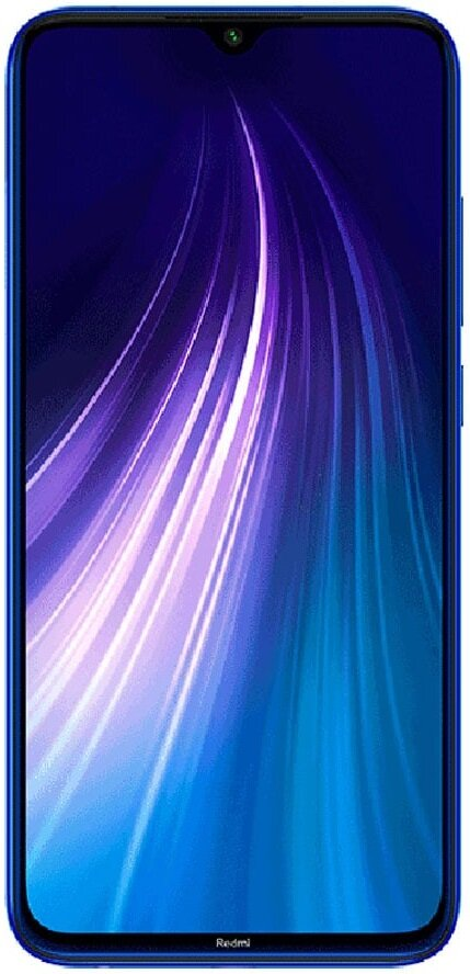 Смартфон Xiaomi Redmi Note 8 6/64Gb Blue