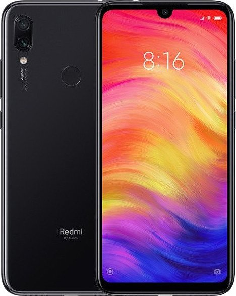 Смартфон Xiaomi Redmi Note 7 4/64Gb (Black) UACRF