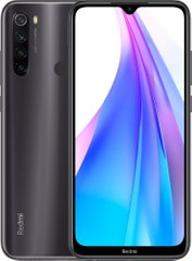 Смартфон Xiaomi Redmi Note 8T 4/64GB (Moonshadow Grey) UACRF