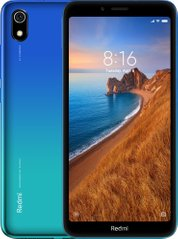 Смартфон Xiaomi Redmi 7A 2/32Gb (Gem Blue) UACRF