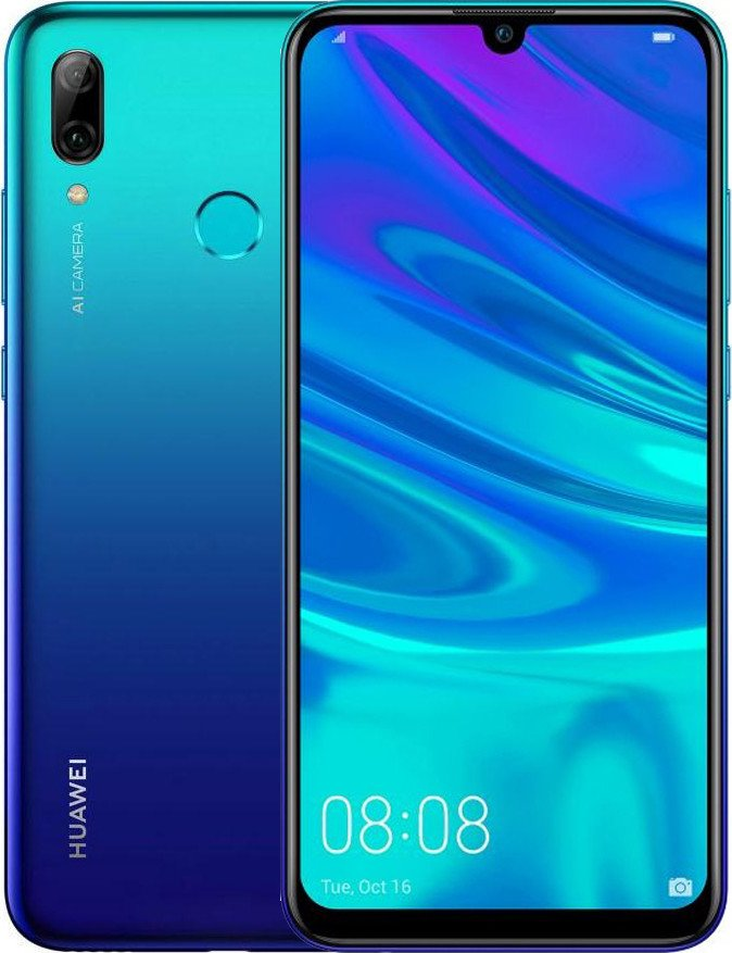 Смартфон HUAWEI P Smart 2019 3/64GB (Aurora Blue) UACRF