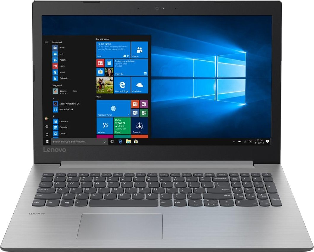 Ноутбук Lenovo IdeaPad 320-15IKB (81BT0051IX) Platinum Grey