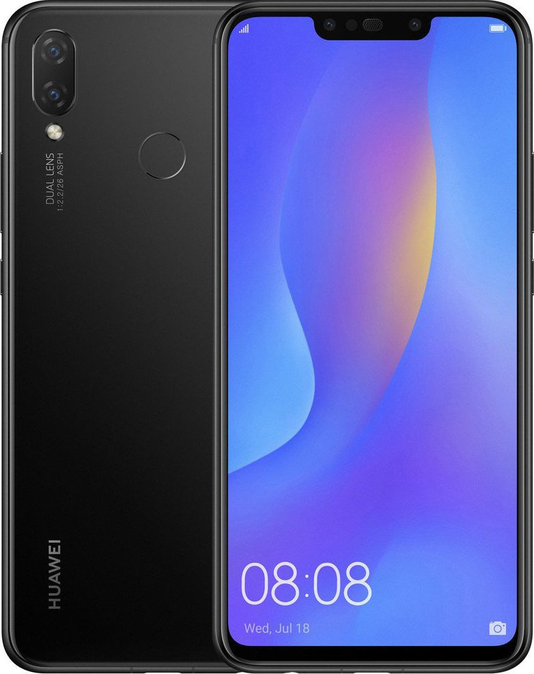 Смартфон HUAWEI P Smart Plus 4/64 GB (Black) UACRF
