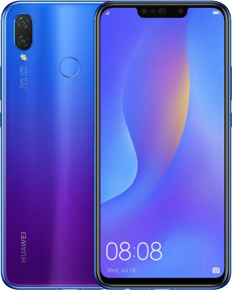 Смартфон HUAWEI P Smart Plus 4 / 64GB (Iris Purple) UACRF