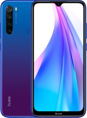 Смартфон Xiaomi Redmi Note 8T 3/32GB (Starscape Blue) UACRF