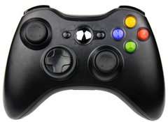 Геймпад Microsoft Xbox 360 Wireless Controller Black (NSF-00002) OEM