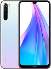Смартфон Xiaomi Redmi Note 8T 4/128GB (Moonlight White) UACRF
