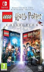 Гра (Switch) LEGO Harry Potter Collection